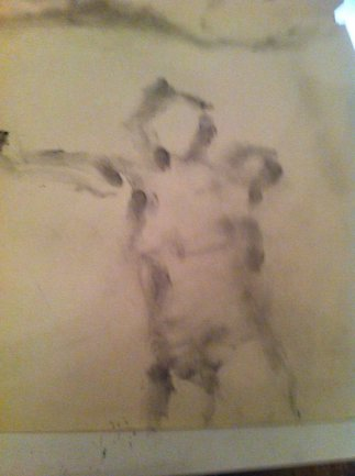 I think this is Jo (charcoal dust)